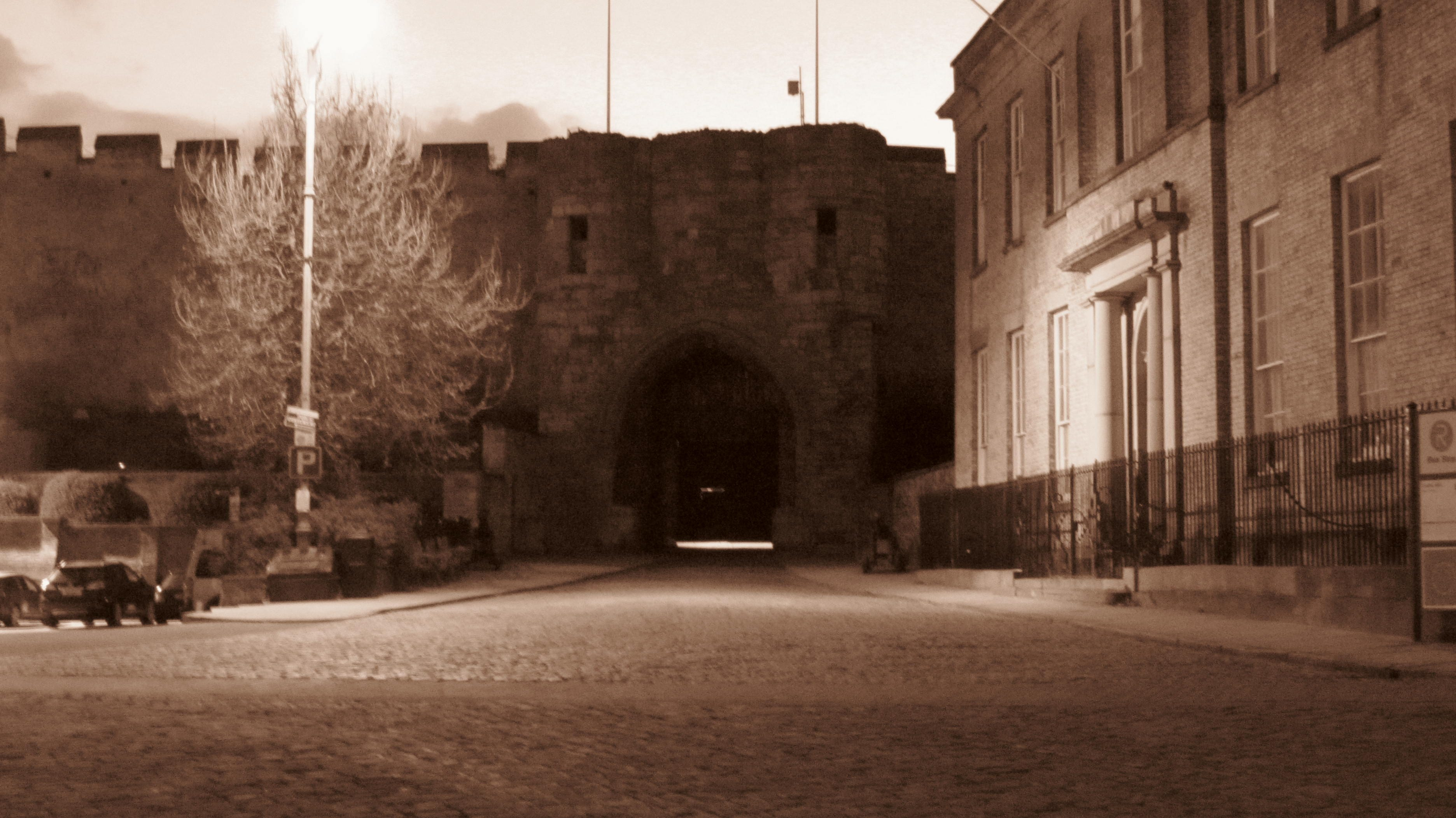 Haunted History Of Lincolnshire Castle
