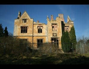 Nocton Hall Today, Photographer: L-Plate Big Cheese