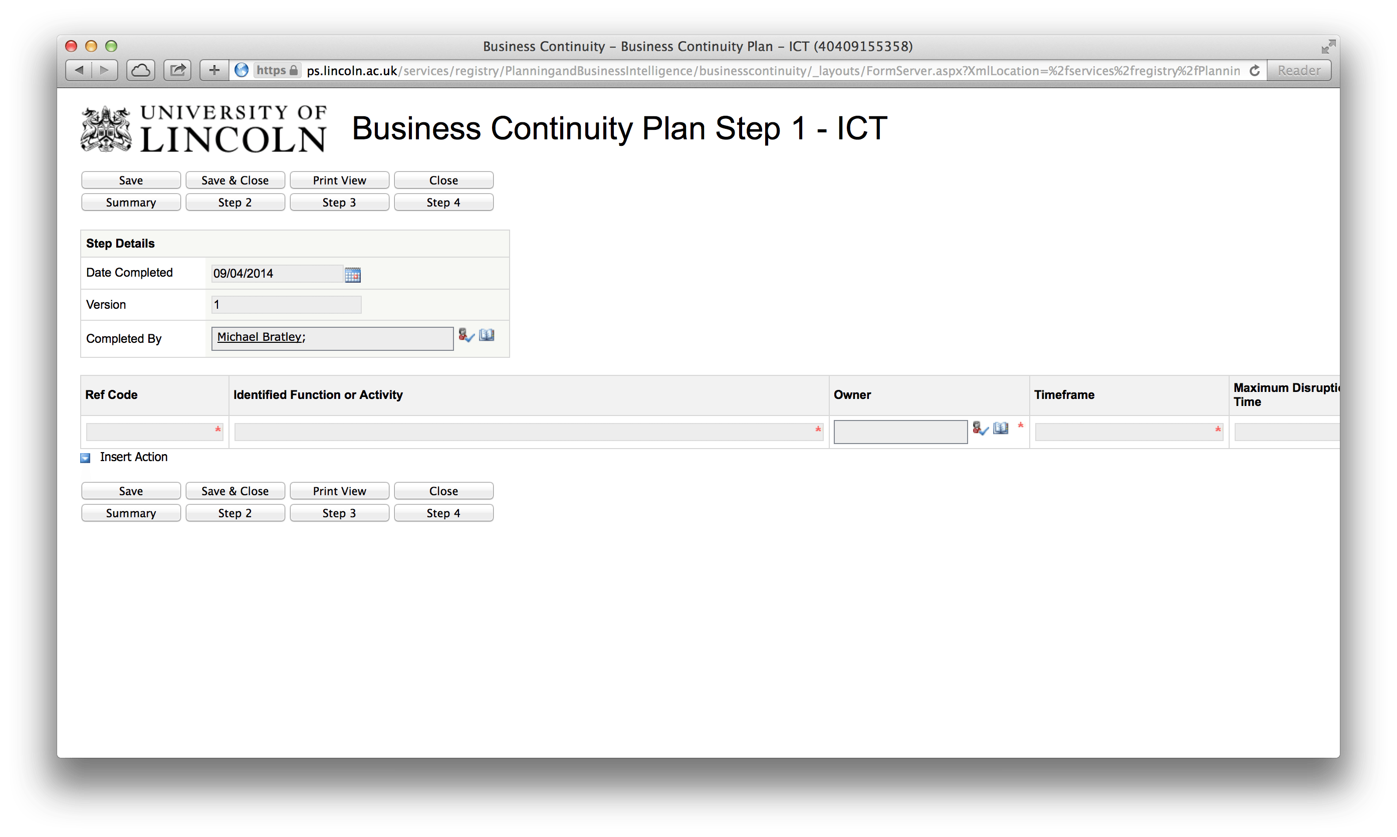 Inputting an MS Project Into SharePoint