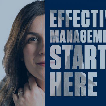 Effective Management Starts Here DMM