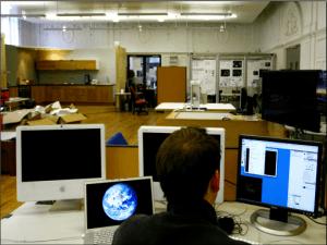 Culture Lab interior