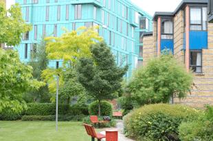 Queen Mary University Campus exterior