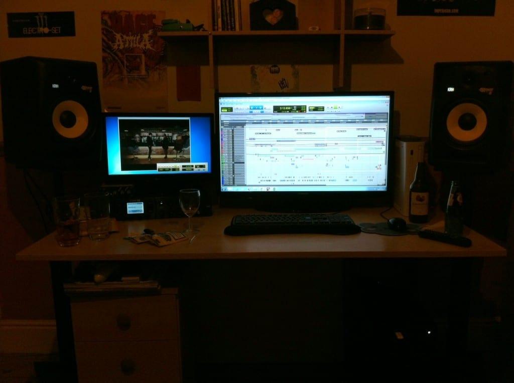 The Final Mix Setup