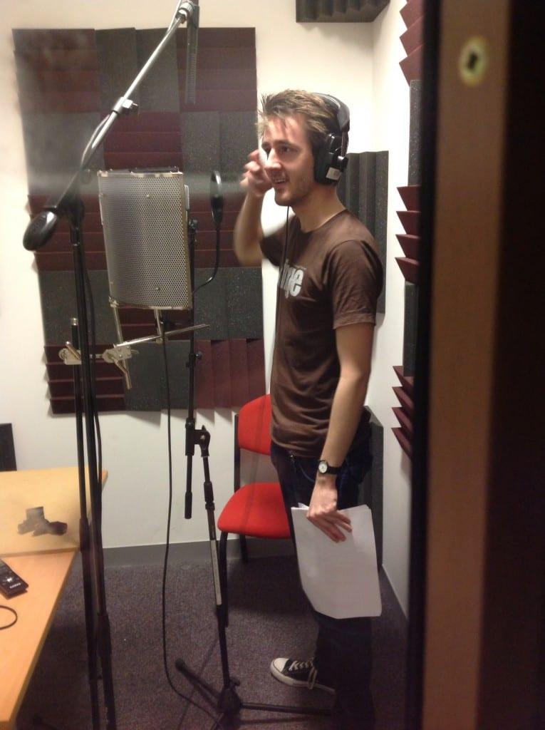 James Recording ADR