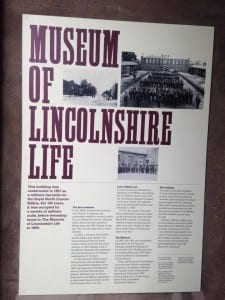 Lincolnshire museum of life