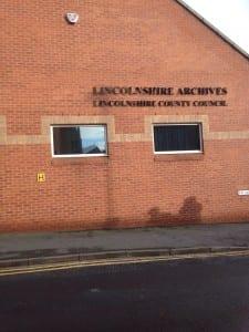 Lincolnshire Archive