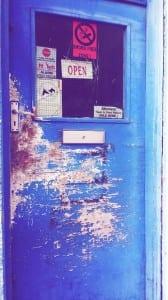 edited door