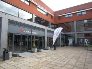 Blackboard Teaching and Learning Conference Plantijn Hogeschool. Antwerp