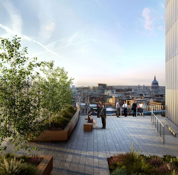 Office roof terrace images galleries for The terrace top date