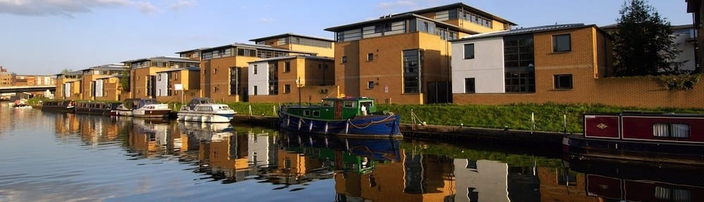 Accommodation Student Village Pic - Andy Weekes