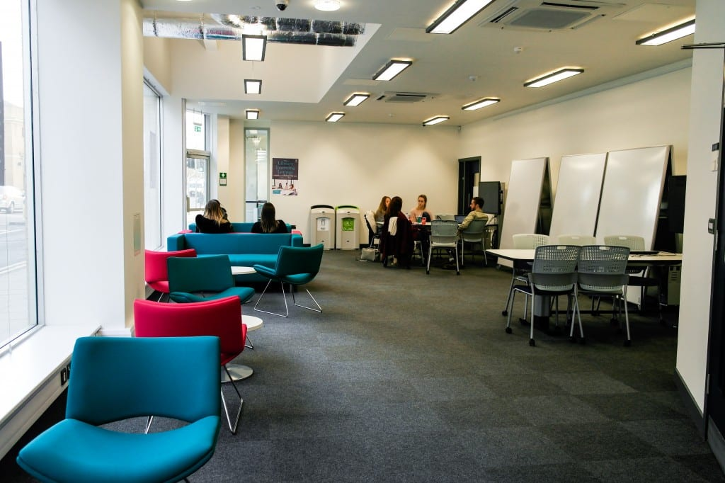 Junxion Library Learning Lounge