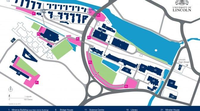Parking Zones Map 2015