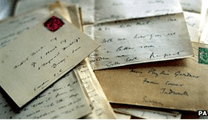 Letters from WW1