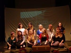 'Dress Rehearsal' Pearson, F (2014)
