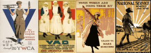Women in WW1 and Our Performance