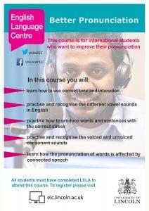 Better Pronunciation A5 – English Language Centre