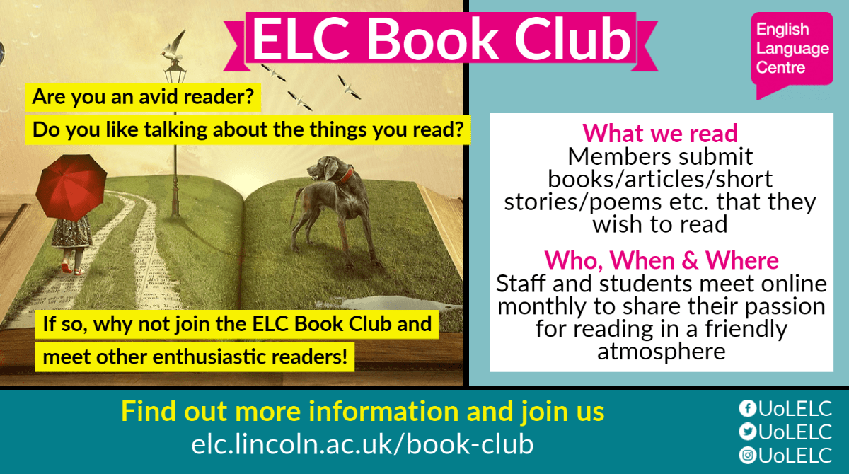 ELC Book Club
