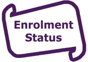 Enrolment Status
