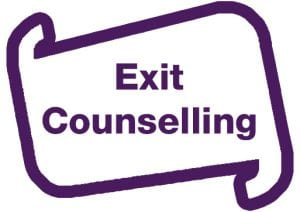 Exit Counselling