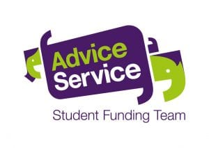 Advice Service Logo Student Funding Team