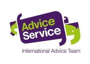 Advice Service International Advice Team Logo