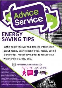 Energy saving tips new