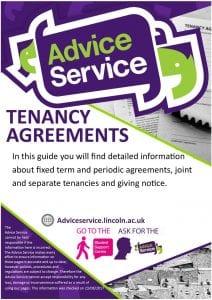 Tenancy agreements new