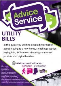 Utility Bills new