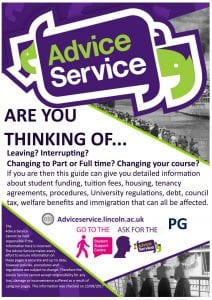 Thinking of Leaving – Advice Service