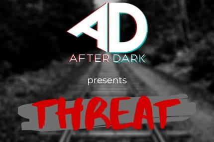 page thumbnail previewing THREAT | Audio Drama | After Dark