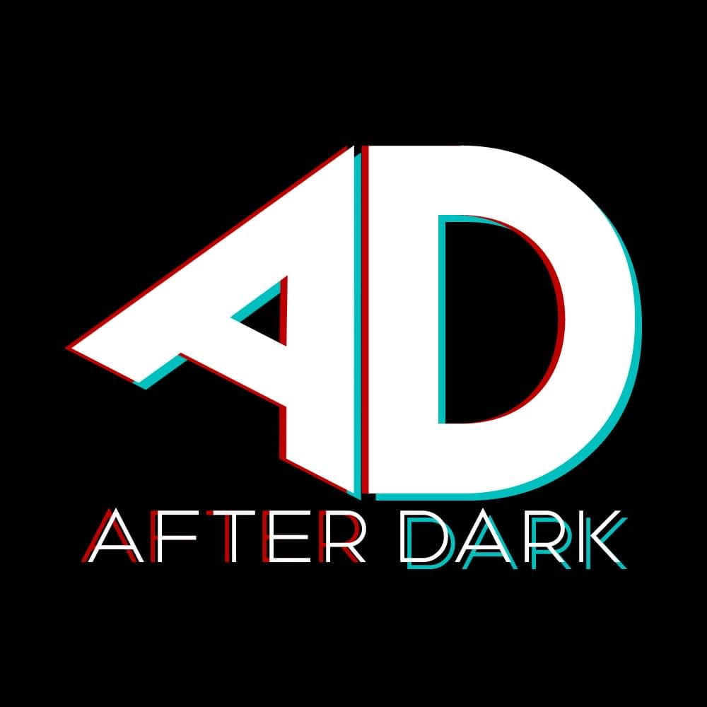 Image of the After Dark logo. Created by Jenna Moon.