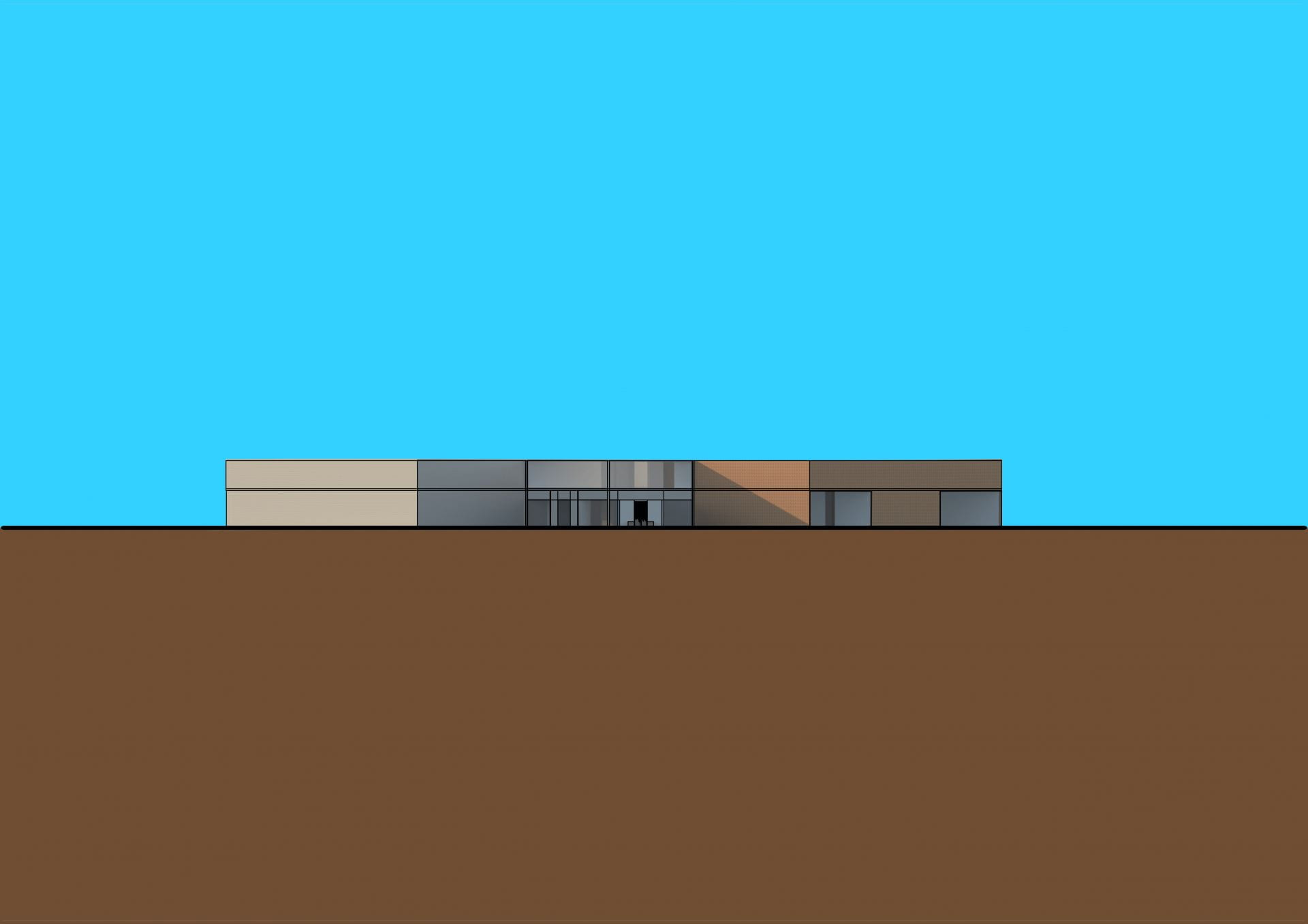 Elevation of my building.