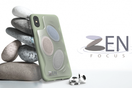 page thumbnail previewing Zen Focus – The Anxiety Reducing Phone Case