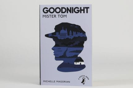 page thumbnail previewing Penguin Student Design Awards | Goodnight Mister Tom