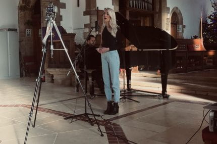 page thumbnail previewing Symphony Acoustic Cover – Millie Houchen