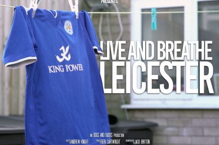 page thumbnail previewing LIVE AND BREATHE LEICESTER – Short Documentary