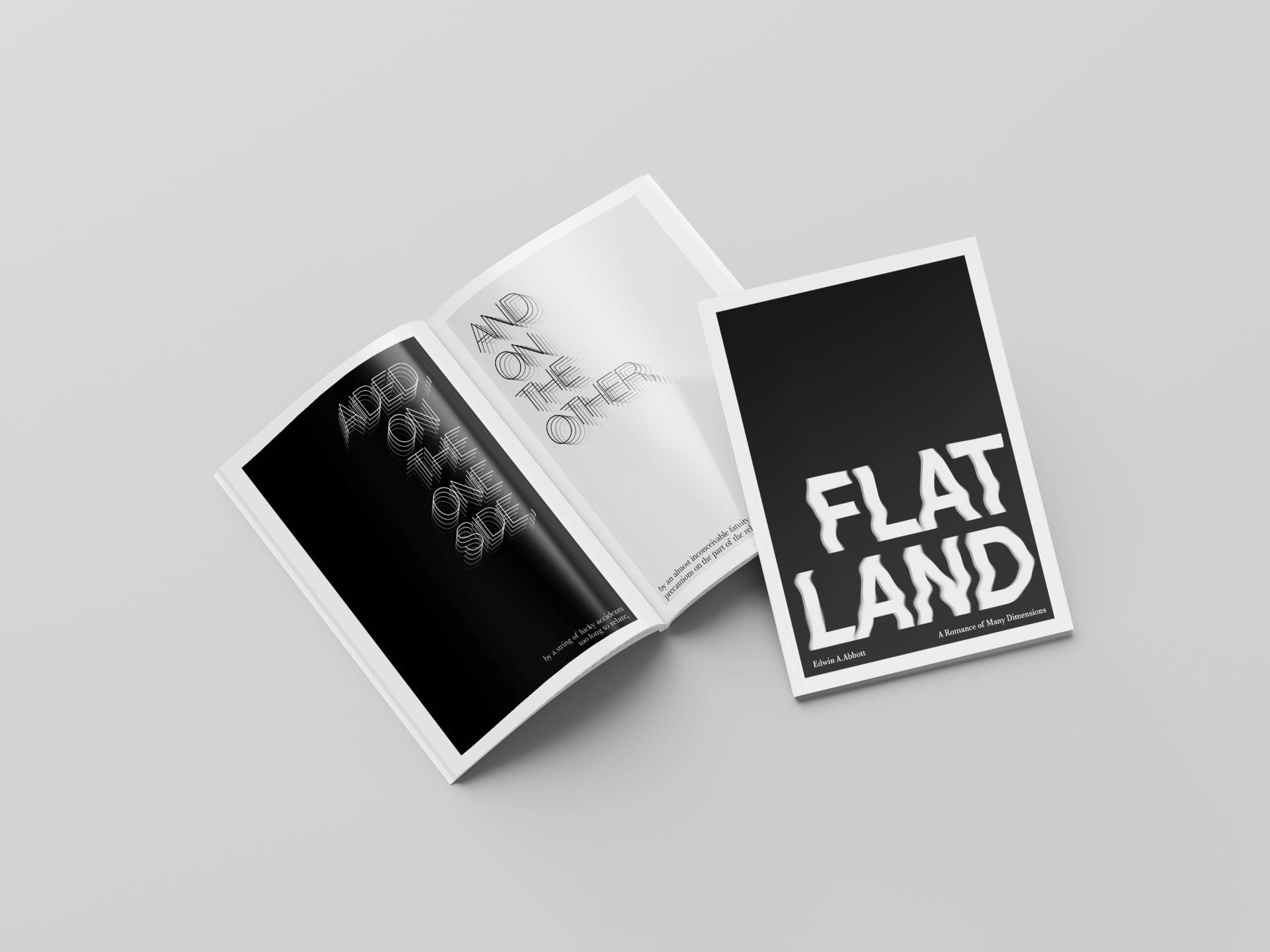 Flatland spread (Y2)