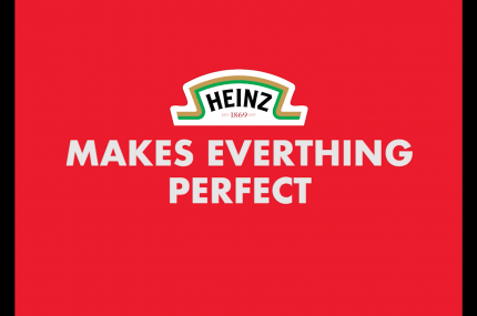 HEINZ Makes Everything Perfect