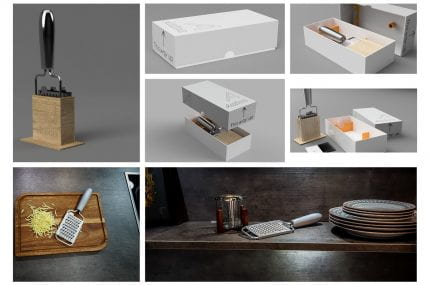 page thumbnail previewing Final Projects: Kitchen Brief/Barrier Free Technology Brief