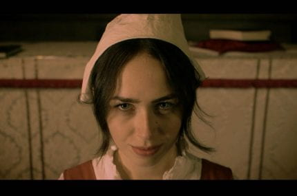 A Trailer for The Crucible at the Blue Room