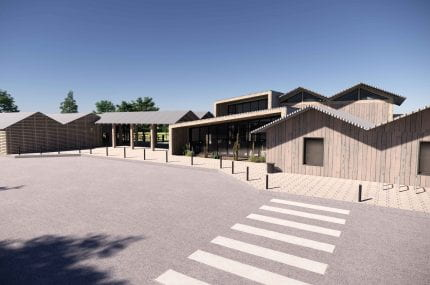 page thumbnail previewing Colonia Education Centre