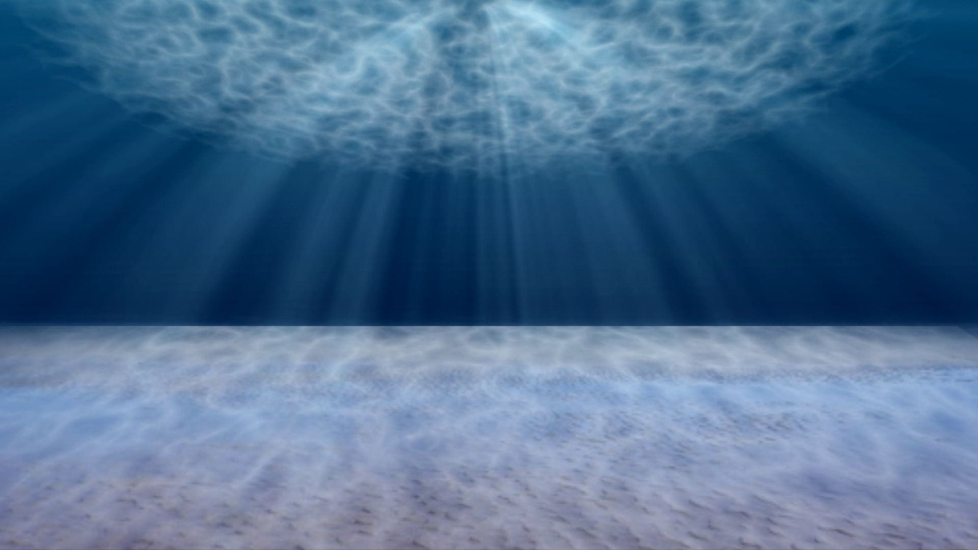 The underwater shot produced in Sony Vegas from scratch was made to imitate underwater scenes.