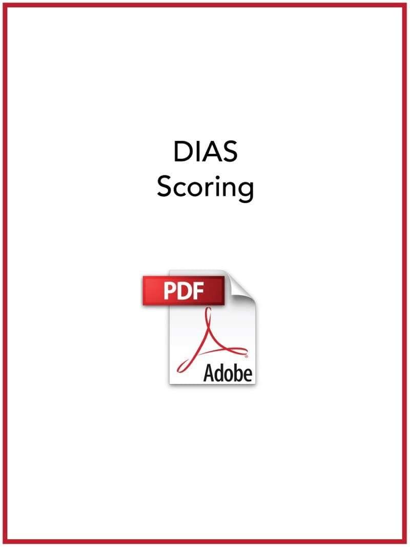 DIAS scoring