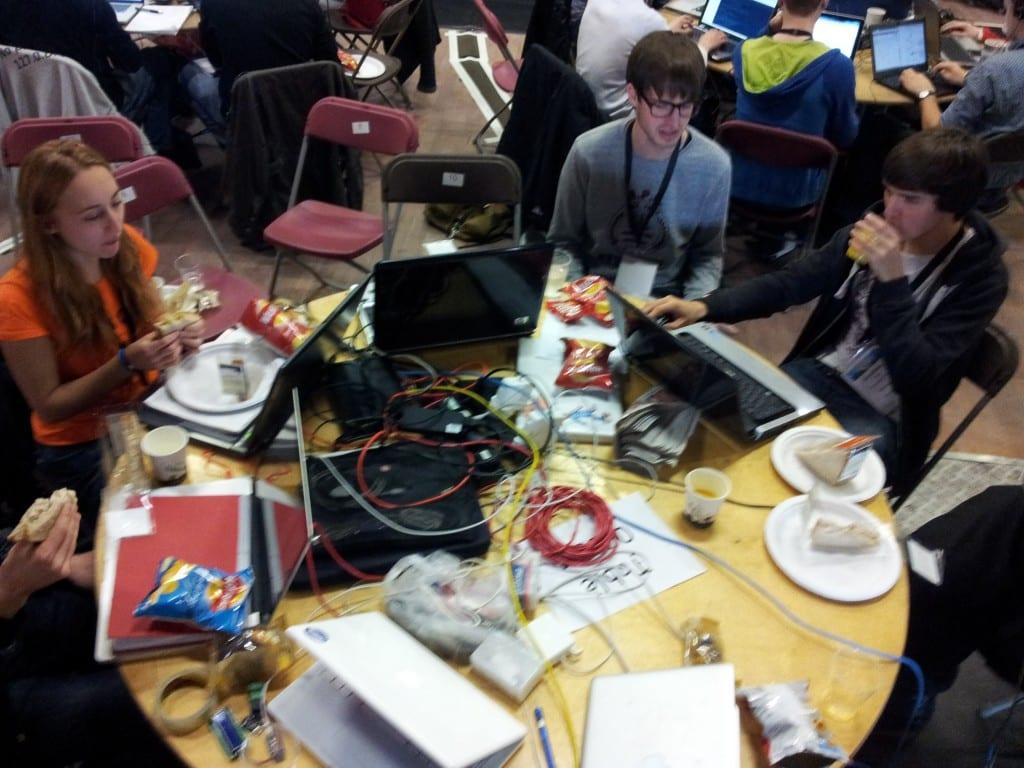 Team HTTP Error #418
