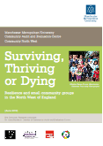 Surviving, thriving or Dying