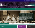 New online resource charts the history of Feminism