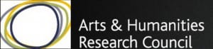 Logo for the Arts and Humanities Research Council