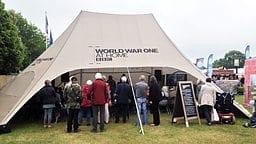 BBC WW1 at Home roadshow