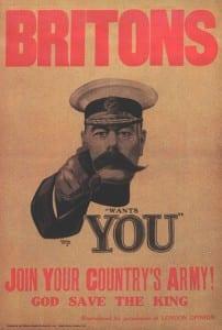 Classic Kitchener poster