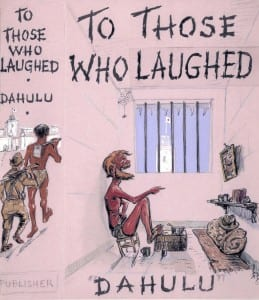 To those who laughed front cover